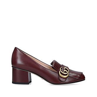Marmont Mid Heel Loafers