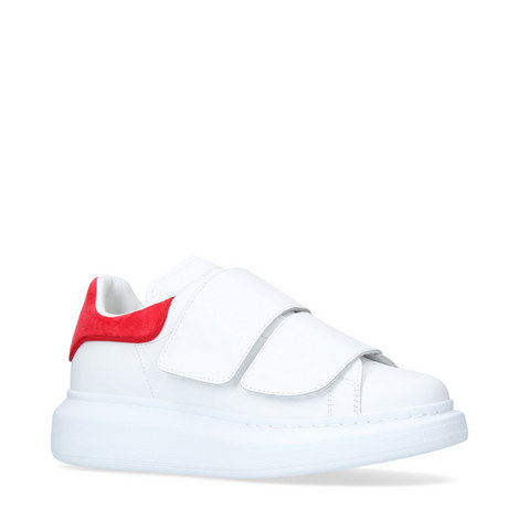 Oversized Show Velcro Trainers, ${color}