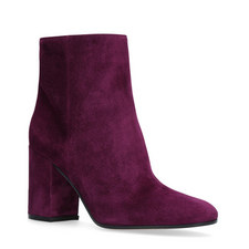 Rolling Ankle Boots