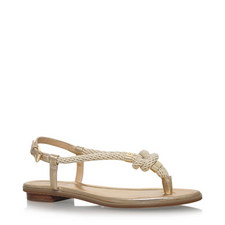 Holly Rope Trim Sandals