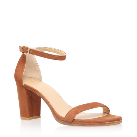 Nearly Nude Heeled Sandals, ${color}