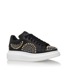Studded Runway Trainers