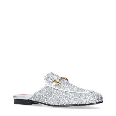 Princetown Glitter Slides, ${color}