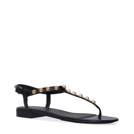 Gwen Stud Sandals, ${color}