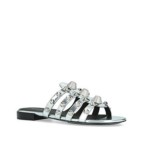 Gwen Studded Slides, ${color}