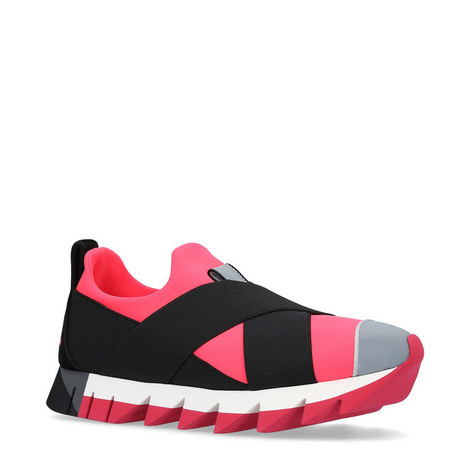 Neoprene Elastic Trainers, ${color}