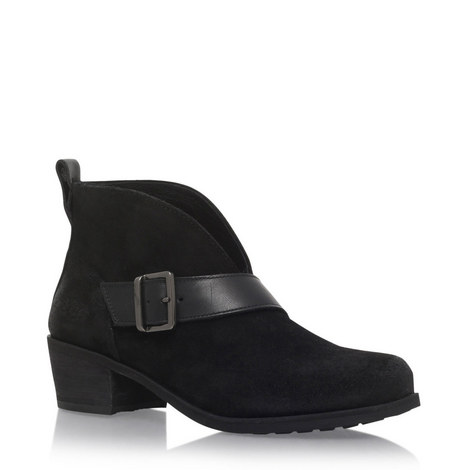 Wright Belted Ankle Boots, ${color}