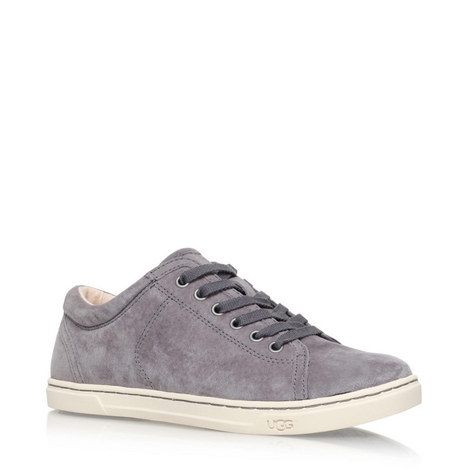 Tomi Suede Trainers, ${color}