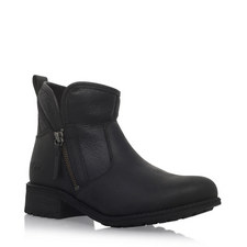 LaVelle Lined Ankle Boots