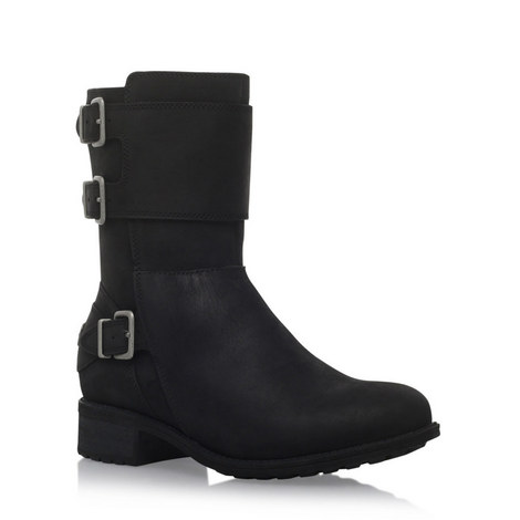 Wilcox Buckled Boots, ${color}