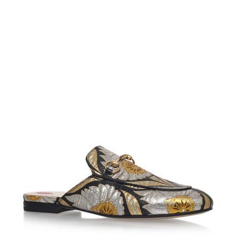 Princetown Jacquard Slides, ${color}