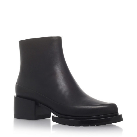 Sam Sculpted Sole Ankle Boots, ${color}