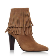 Lily 95 Fringed Ankle Boot