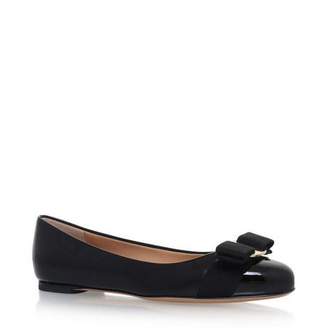 Varina Patent Ballet Flats, ${color}