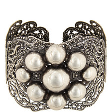 Metal Cuff Bracelet
