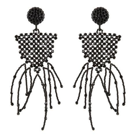 Bead Earrings, ${color}
