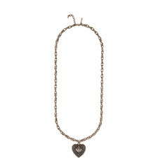 Long Heart Nacklace