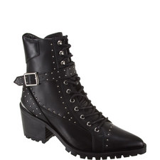 Pointed Toe Steffy Boots