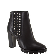 Studded Anne Boots