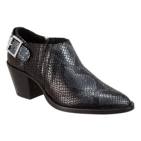 Croc Ankle Boots, ${color}