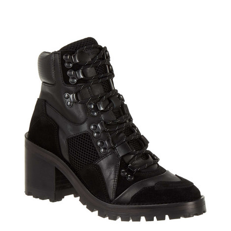 Sneaker Ankle Boots, ${color}
