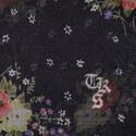 Floral Print Scarf, ${color}
