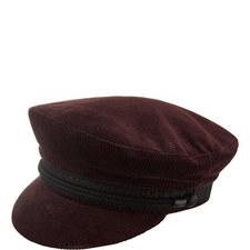 Velvet Breton Cap