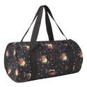 Floral Print Yoga Bag, ${color}