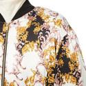 Damask Satin Jacket, ${color}