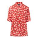Silk Short Sleeve Shirt, ${color}