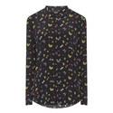 Silk Crêpe Shirt, ${color}