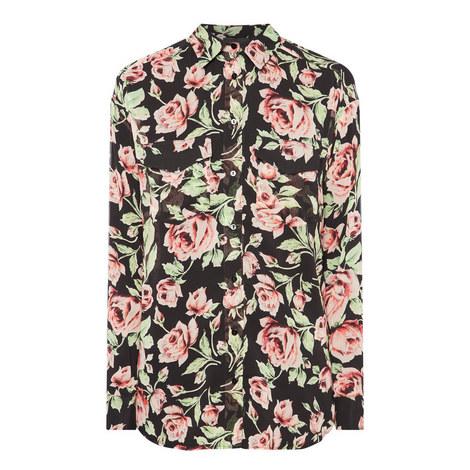 Georgette Shirt, ${color}