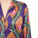 Flower Print Blouse, ${color}