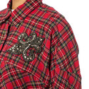 Check Plaid Shirt, ${color}