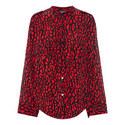 Frida Leopard Print Shirt, ${color}