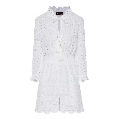 Broderie Anglaise Playsuit, ${color}