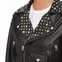 Studded Leather Jacket, ${color}
