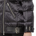Quilted Biker Down Jacket, ${color}