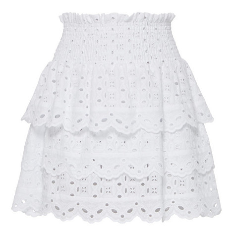 Broderie Anglaise Skirt, ${color}