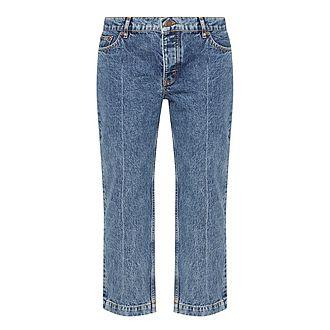 a8f8a8ba31c THE KOOPLES Mom Jeans