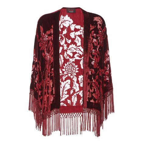 Devoré Velvet Kimono, ${color}