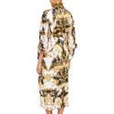 Baroque Print Robe, ${color}