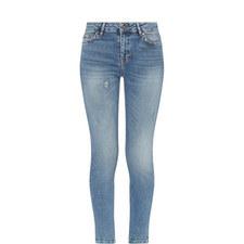 Billy Pocket Rivet Jeans
