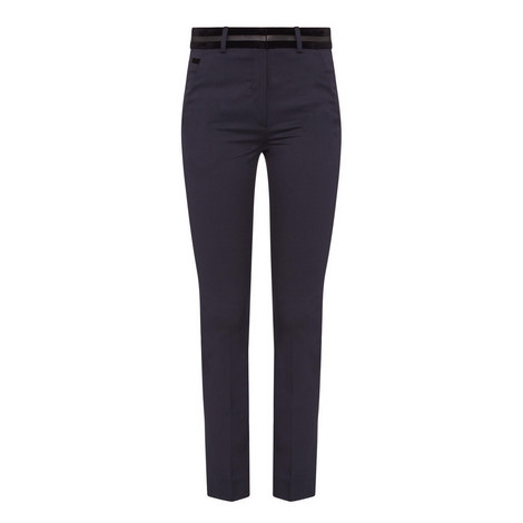 Cropped Suit Trousers, ${color}