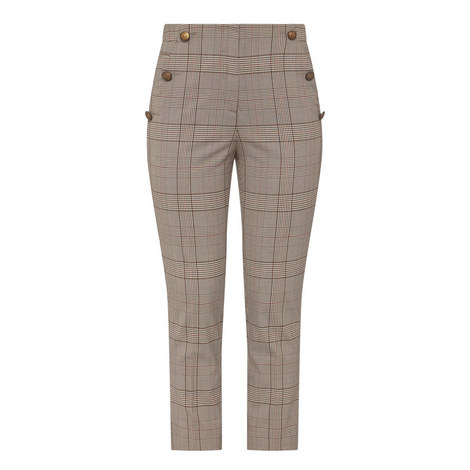 Prince Of Wales Trousers, ${color}