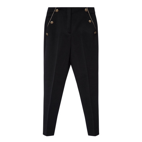 Tapered Suit Trousers, ${color}
