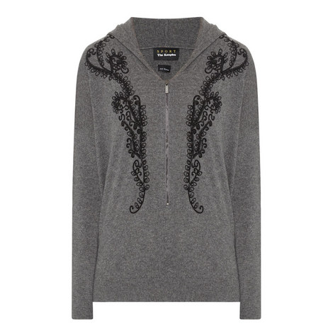 Embroidered Cashmere Sweater, ${color}