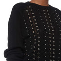 Studded Graphic Sweater, ${color}