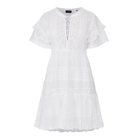 Broderie Anglaise Dress, ${color}