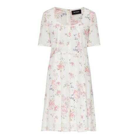 Vintage Flower Dress, ${color}